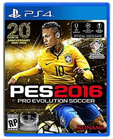 Pro Evolution Soccer 2016 - PlayStation 4 Standard Edition
