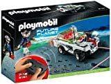 Playmobil 5151 E-Rangers Explorer with Flash Cannon and Infra-Red Remote Control