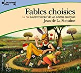Fables choisies CD (French Edition) (2070630242) by La Fontaine