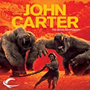 John Carter: The Movie Novelization | Stuart Moore, Edgar Rice Burroughs