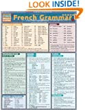 French Grammar (Quickstudy: Academic)