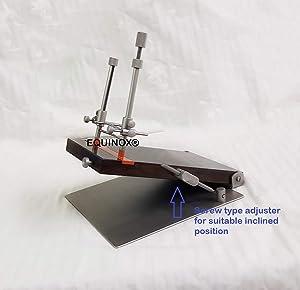 Rodent Rabbit Dental Operating Table | Equinox Adjustable Tilt and Pivot Small Animal Dental Operation Table