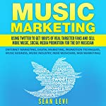 Music Marketing: Using Twitter to Get 1000's of Real Targetted Fans and Sell More Music   Sean Levi
