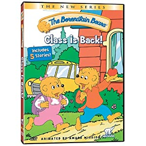 Berenstain Bears Vol 7: Class is Back! movie