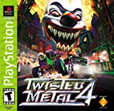 619HVSGQN4L. SL160  Twisted Metal 4