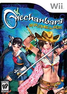 Onechanbara: Bikini Zombie Slayers (Fr/Eng game-play) - Wii
