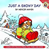 img - for Little Critter: Just a Snowy Day (Mercer Mayer's Little Critter) book / textbook / text book