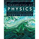 Fundamentals of Physics, Chapters 1-20 (Volume 1)
