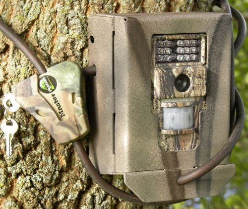 Moultrie Trail Cameras Security Lockbox To Fit Wildgame