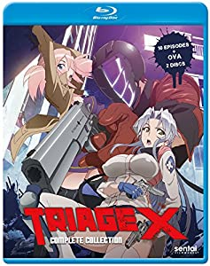 Triage X [Blu-ray] from Section 23