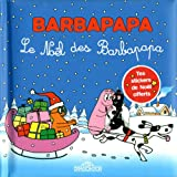 img - for Le No l des Barbapapa : Avec stickers [Album] (French Edition) book / textbook / text book