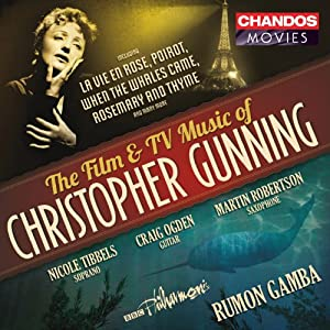 Film &amp; TV Music of Christopher Gunning