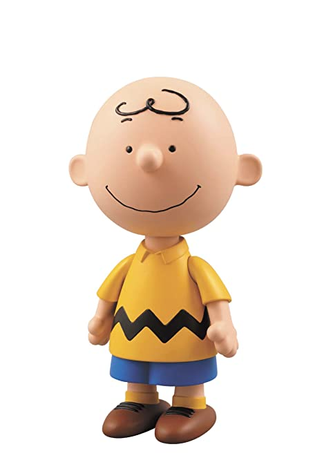Peanuts Snoopy Charlie Brown Ultra Fine Detail figurine