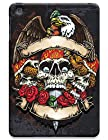 Fantastic Faye Cell Phone Cases For iPad mini No.8 The Special Design With Skull Heads