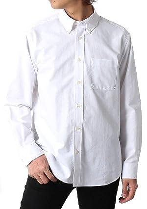 CONVERSE[コンバース] シャツ メンズ 長袖 オックスフォード ボタンダウンシャツ
