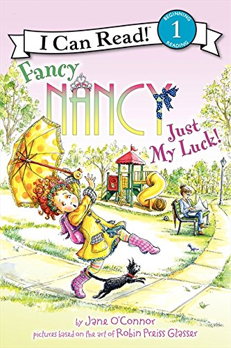 fancy-nancy-just-my-luck-i-can-read-level-1