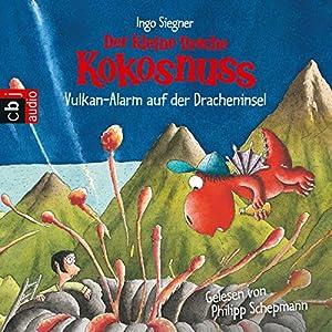 Vulkan-Alarm auf der Dracheninsel (Der kleine Drache Kokosnuss 24) Hörbuch