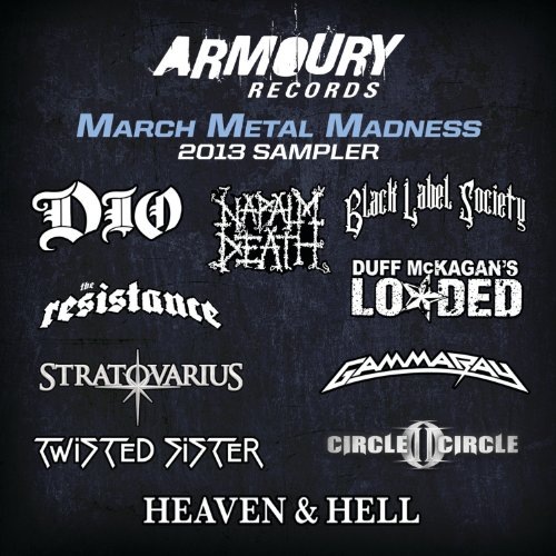 Armoury Records March Metal Madness 2013 Sampler [Explicit]