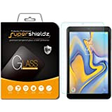 Supershieldz for Samsung Galaxy Tab A 8.0 inch (2018) [SM-T387 Model] Tempered Glass Screen Protector, Anti-Scratch, Bubble Free, Lifetime Replacement Warranty (Color: Tempered Glass)