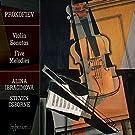 Prokofiev : Sonates pour violon