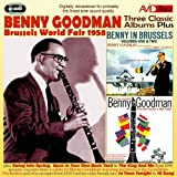 Three Classic Albums Plus (Benny In Brussels Vol 1/Benny In Brussels Vol 2/Plays World Favorites In High-Fidelity) (Digitally Remastered)