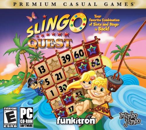Electronic Bingo Game