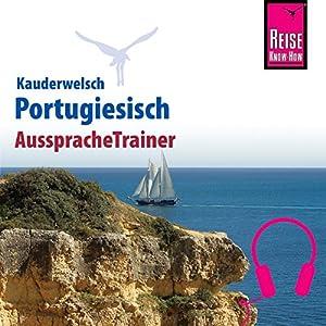 Portugiesisch (Reise Know-How Kauderwelsch AusspracheTrainer) Hörbuch