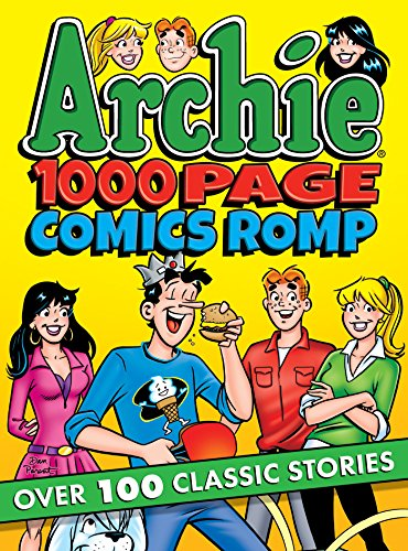 Archie 1000 Page Comics Romp (Archie 1000 Page Digests) [Archie Superstars] (Tapa Blanda)