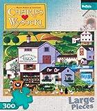 300 Piece Charles Wysocki Virginia's Nest Jigsaw Puzzle