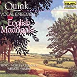 echange, troc Quink Vocal Ensemble - English Madrigals