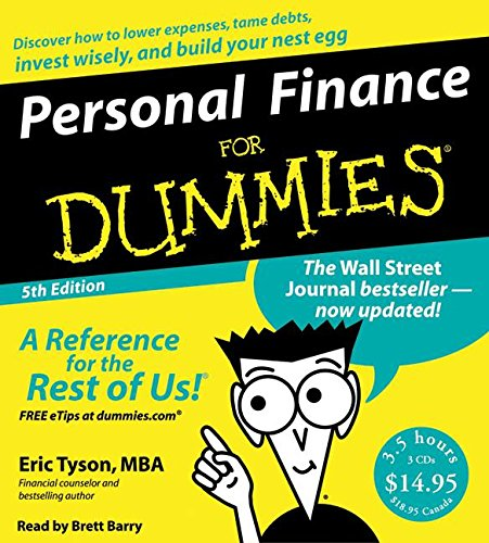 Personal Finance For Dummies CD 5th Edition (For Dummies (Lifest