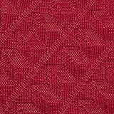 Mantita para bebé (100 % algodón orgánico) rojo rosso