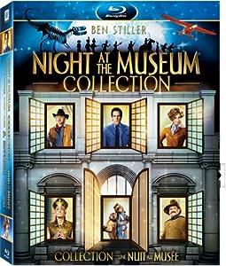 Night Museum 1+2 Bd 2Pk Cb [Blu-ray]