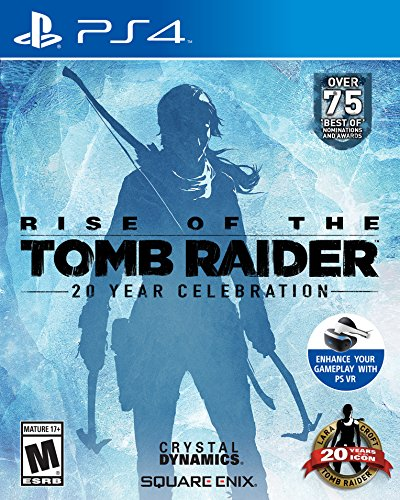 Rise of the Tomb Raider: 20 Year Celebration - PlayStation 4 (When Was Amazon Created compare prices)