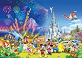 Welcome to Disney World ! Poster ! Modern Painting Paint On Canvas Print Art Picture 1PC (No inside and outside Frame)