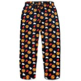 Large, New Mens Manchester United Football Club 100% Cotton Pyjama Bottoms Lounge Wear Pants