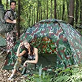 #10: DC'S PORTABLE CAMPING & HIKING TENT FOR 4 PERSONS.