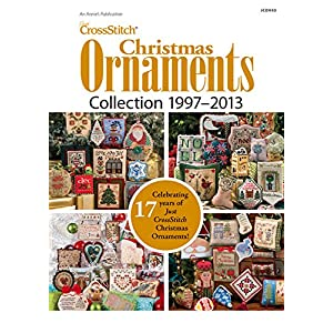 Just CrossStitch Christmas Ornament Collection 1997–2013