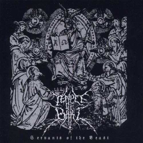 Servants of the Beast by Temple of Baal