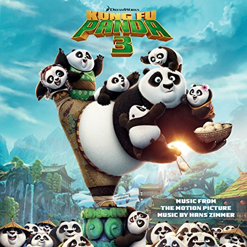VA - Kung Fu Panda 3 - OST - CD - FLAC - 2016 - NBFLAC Download
