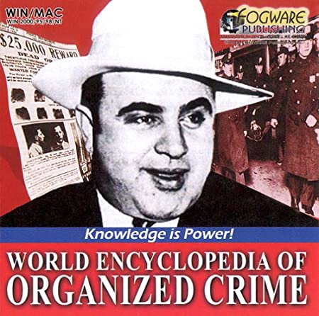 World Encyclopedia of Organized Crime (Jewel Case)