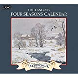 Lang January to December, 13.375 x 24 Inches, Perfect Timing Four Seasons 2015 Wall Calendar Lee Stroncek (1001804)