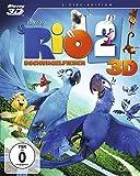 DVD & Blu-ray - Rio 2 - Dschungelfieber  (3D + Blu-ray)