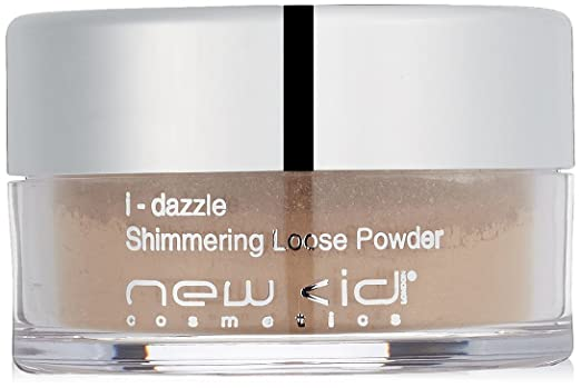 New CID Cosmetics i - dazzle, Shimmering Loose Powder
