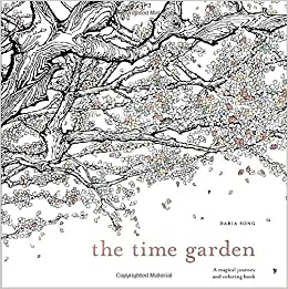Amazon The Time Garden A Magical Journey And