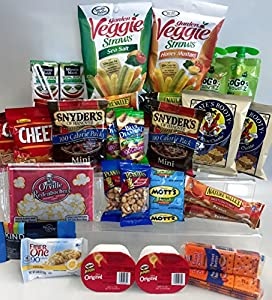 Healthy Snacks In-a-box, College, Military ,New Years