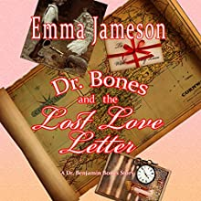 Dr. Bones and the Lost Love Letter: Magic of Cornwall, Book 2 Audiobook by Emma Jameson Narrated by Matthew Lloyd Davies