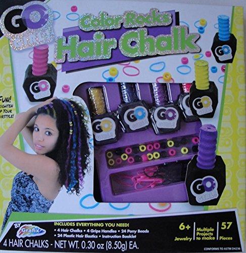 Color Rocks Hair Chalk - 1