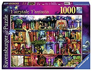 Ravensburger Fairytale Fantasia (1000 Pieces)