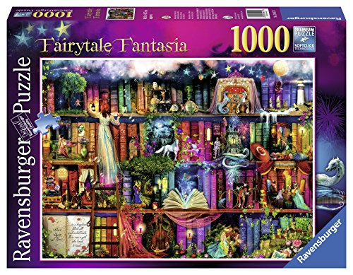 Fairytale Fantasia 1000pc Jigsaw Puzzle